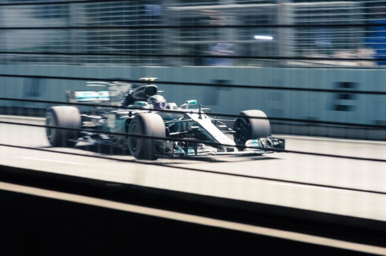 Mercedes Benz Grand Prix Fomula Limited