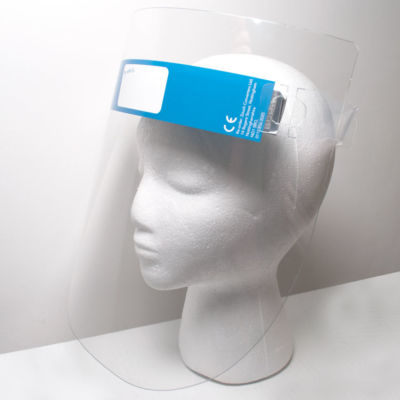 Face shield UK