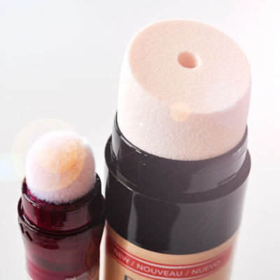Open cell foam sponge applicator 4