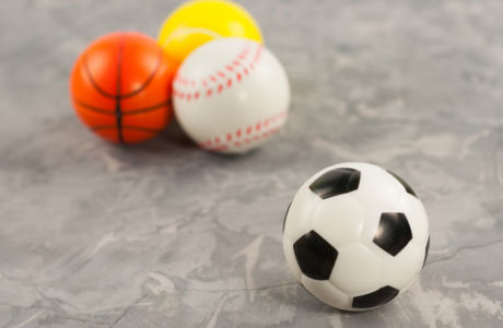 Closed Cell Foam used for Soft Balls in Sport within Schools