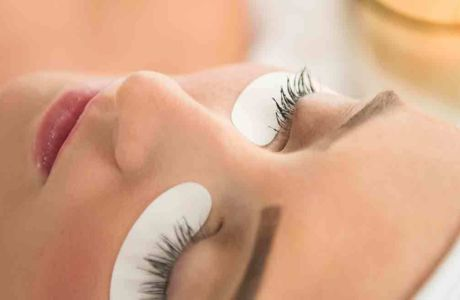 Skin Friendly Adhesives for Eyelash Extensions and Tinting