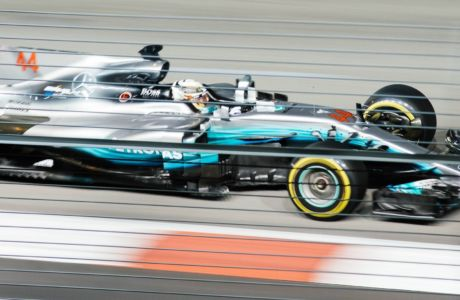Our Customer Mercedes-Benz Take Their 5th Constructors' Championship