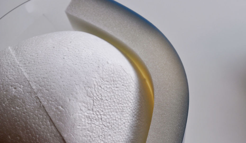 Open Cell Foam Padding for Comfort of Face Shield